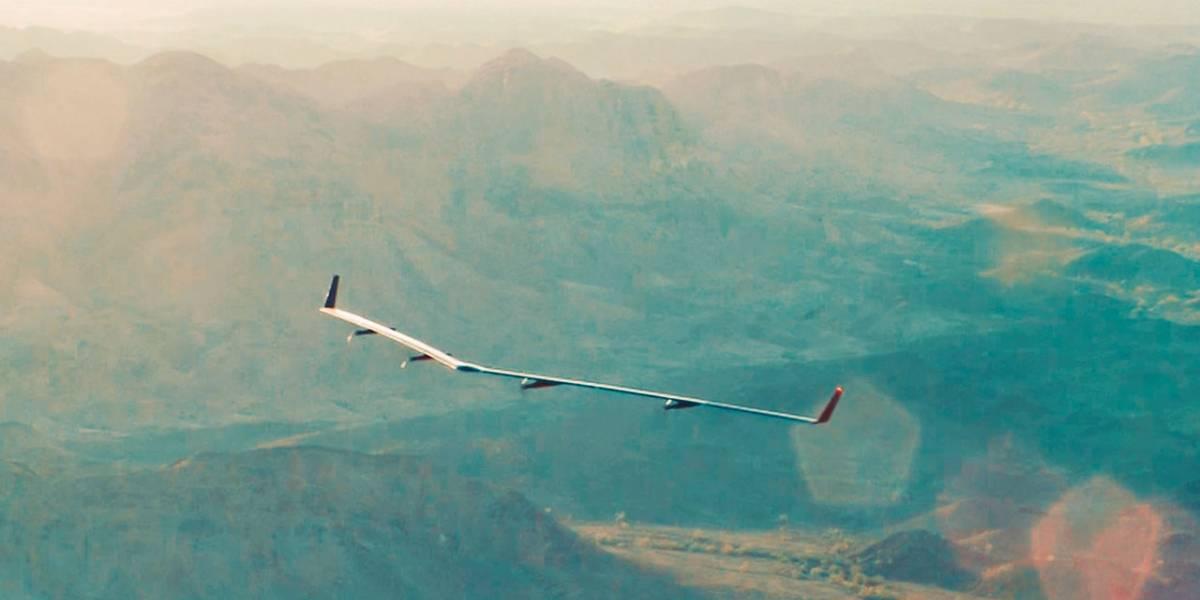 Aquila, el dron de Facebook para repartir Internet gratuito, completó su primer vuelo