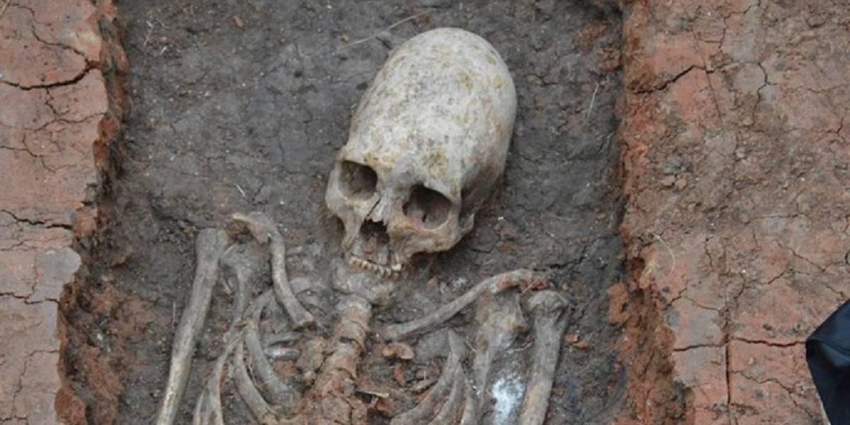 """Encuentran cráneo del siglo II con características """"alienígenas"""""""