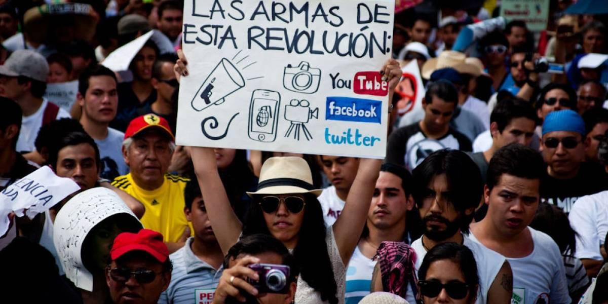#EPNvsInternet: Protesta en México para defender la red