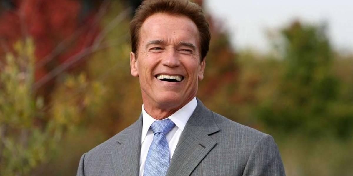 Así se creó al joven Schwarzenegger en Terminator: Génesis