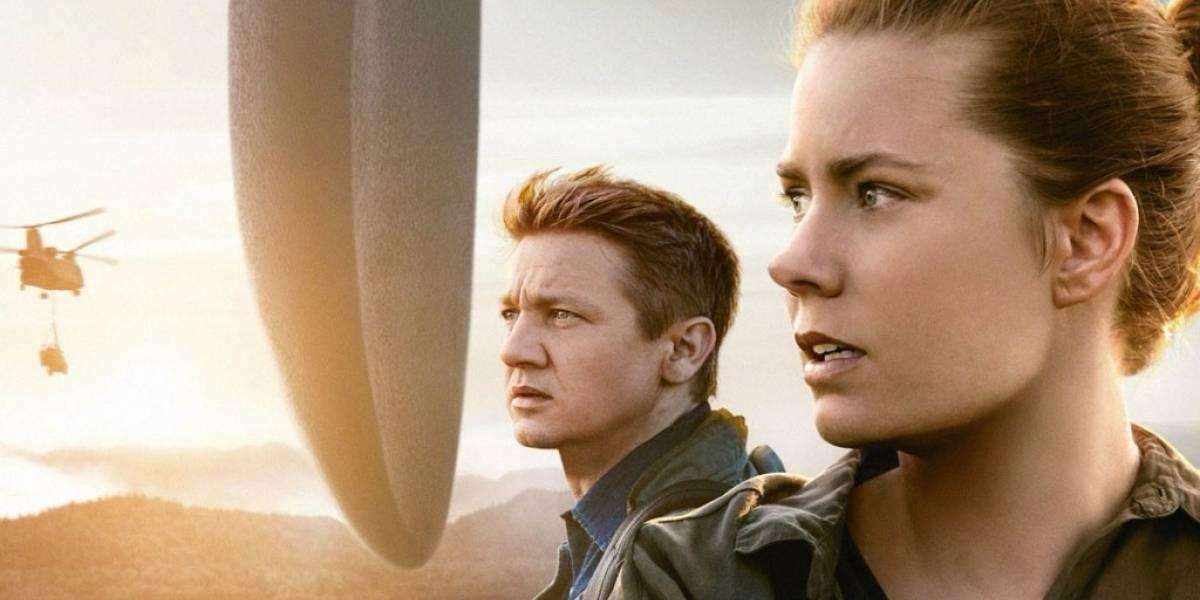 Arrival nominada a Mejor Película en los Óscar 2017, viva la ciencia ficción