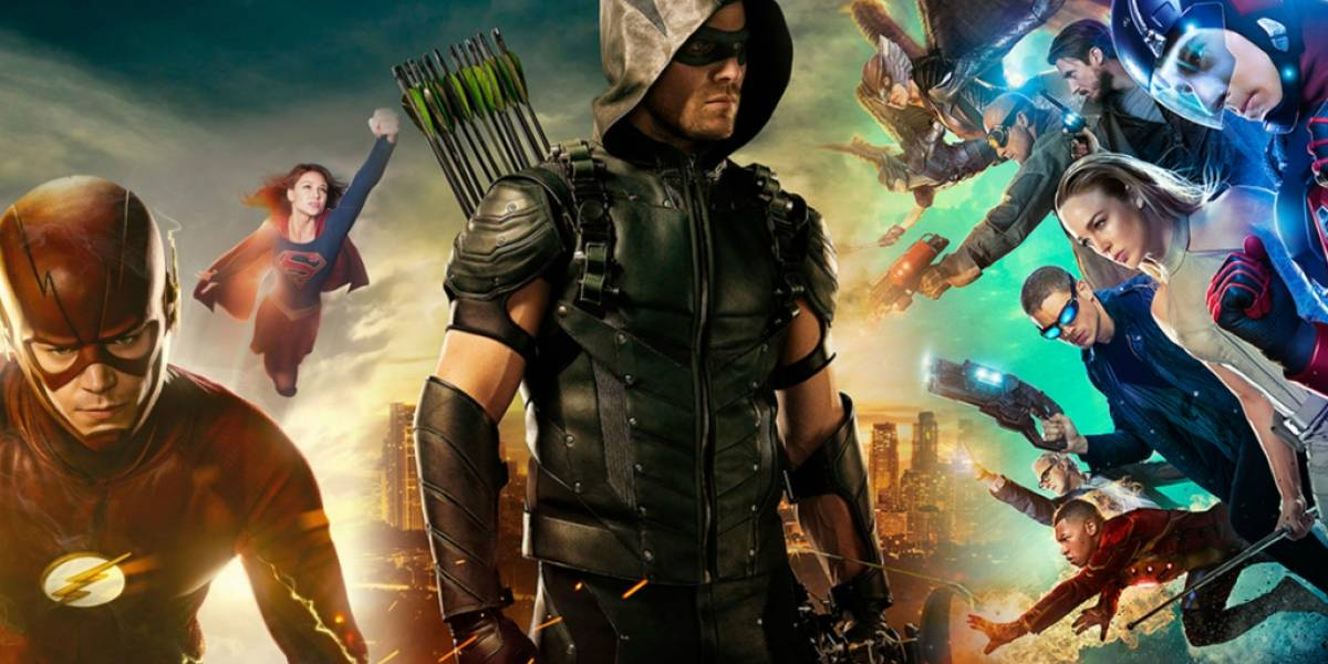 The CW lanza trailer del megacrossover superheroico