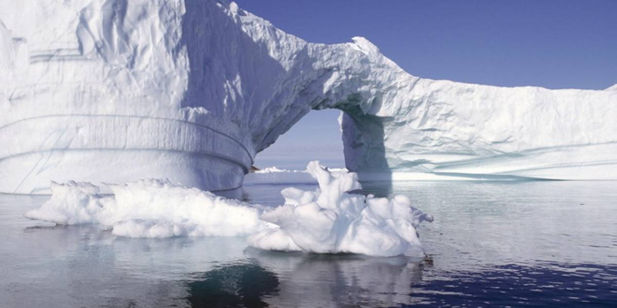 Estudio sugiere que podríamos llegar a ver el Ártico descongelado en un futuro no muy lejano