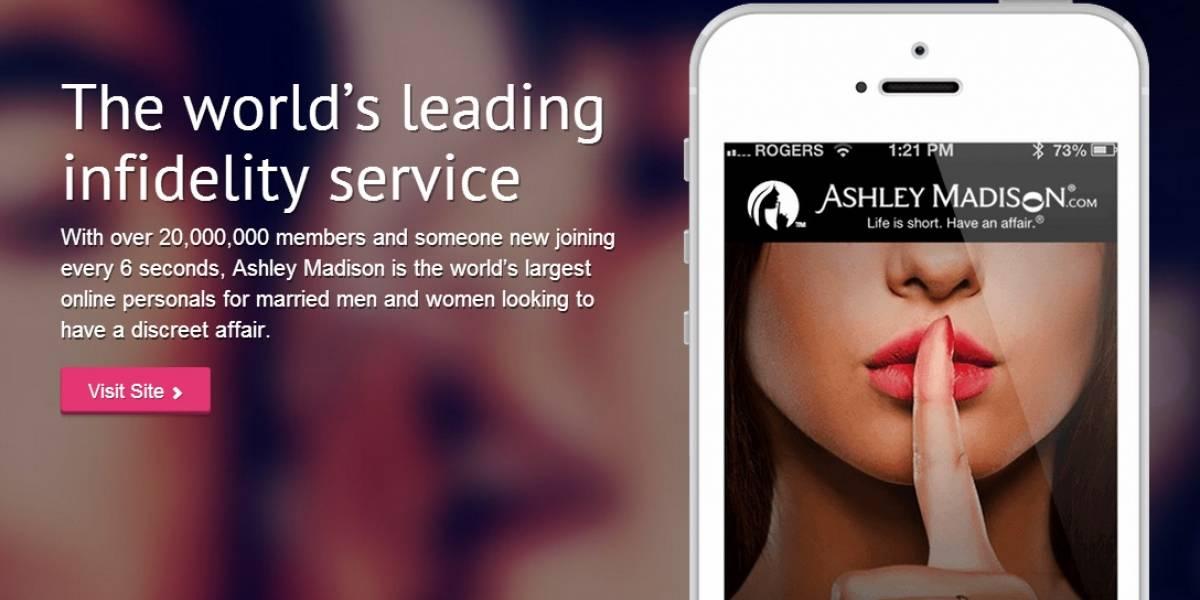 Luego del hackeo, Ashley Madison ofrece borrar perfiles de usuario de forma gratuita