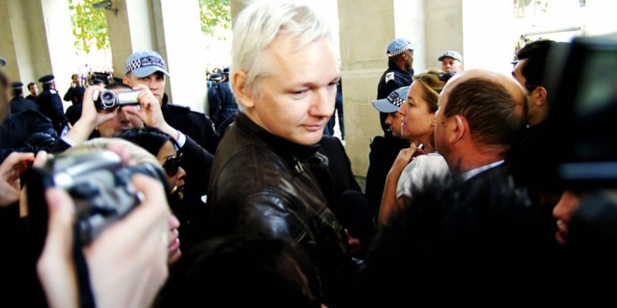 Suecia dice que no extraditará a Assange a un país donde pueda enfrentar la pena de muerte