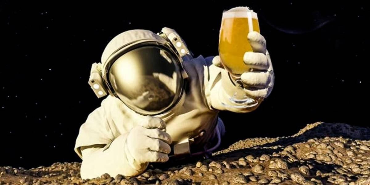 ISS está lista para preparar cerveza en el espacio