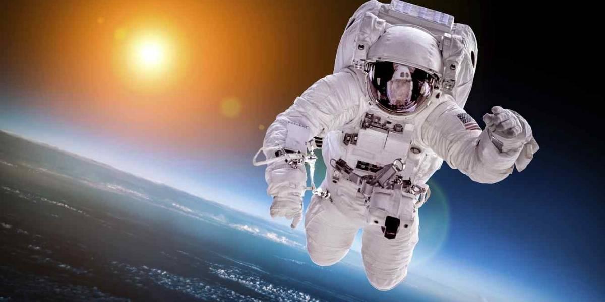 Estar por mucho tiempo en el espacio causa daño irreversible a tu espalda