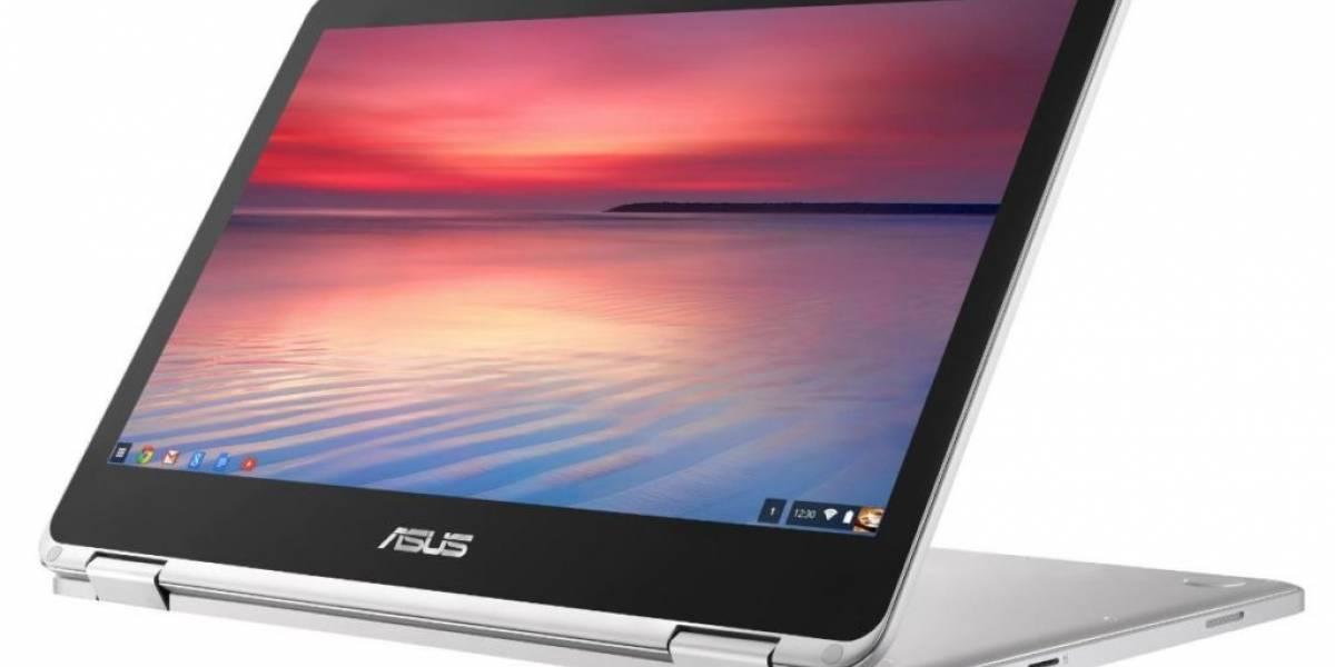 Filtran detalles de un nuevo Chromebook de Asus