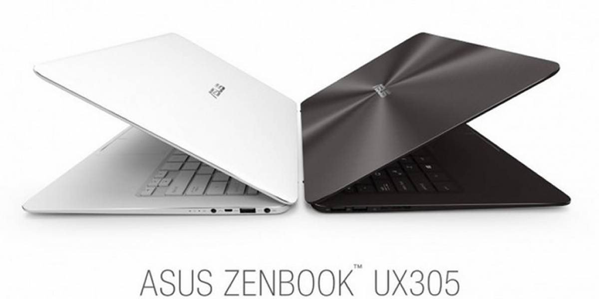 Conoce el Asus ZenBook UX305, un portátil ligero, delgado y poderoso