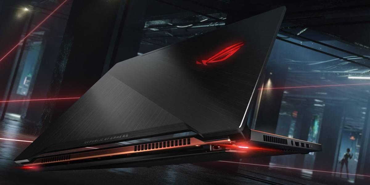 ASUS ROG Zephyrus demuestra que las laptops gamer pueden ser ultradelgadas