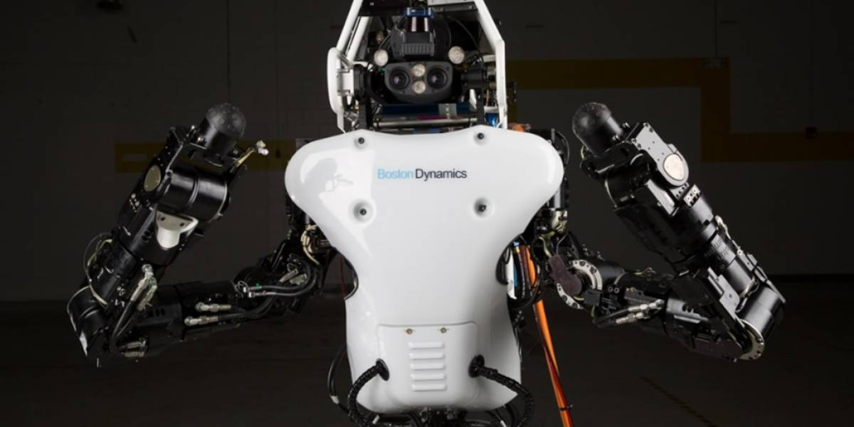 El robot Atlas de Boston Dynamics ya se podrá mover sin cables
