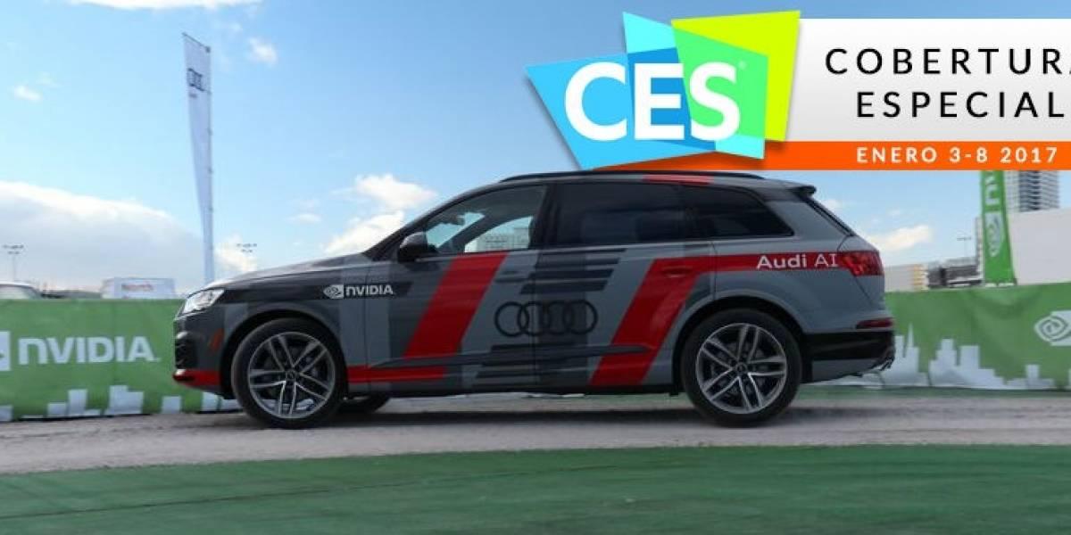 Nvidia y Audi trabajan para elaborar un vehículo autónomo en 2020 #CES2017