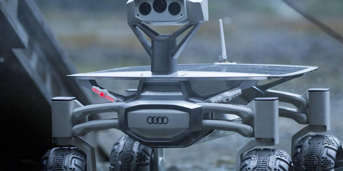 Audi desarrolla robot para Alien: Covenant e irá a la Luna en 2018