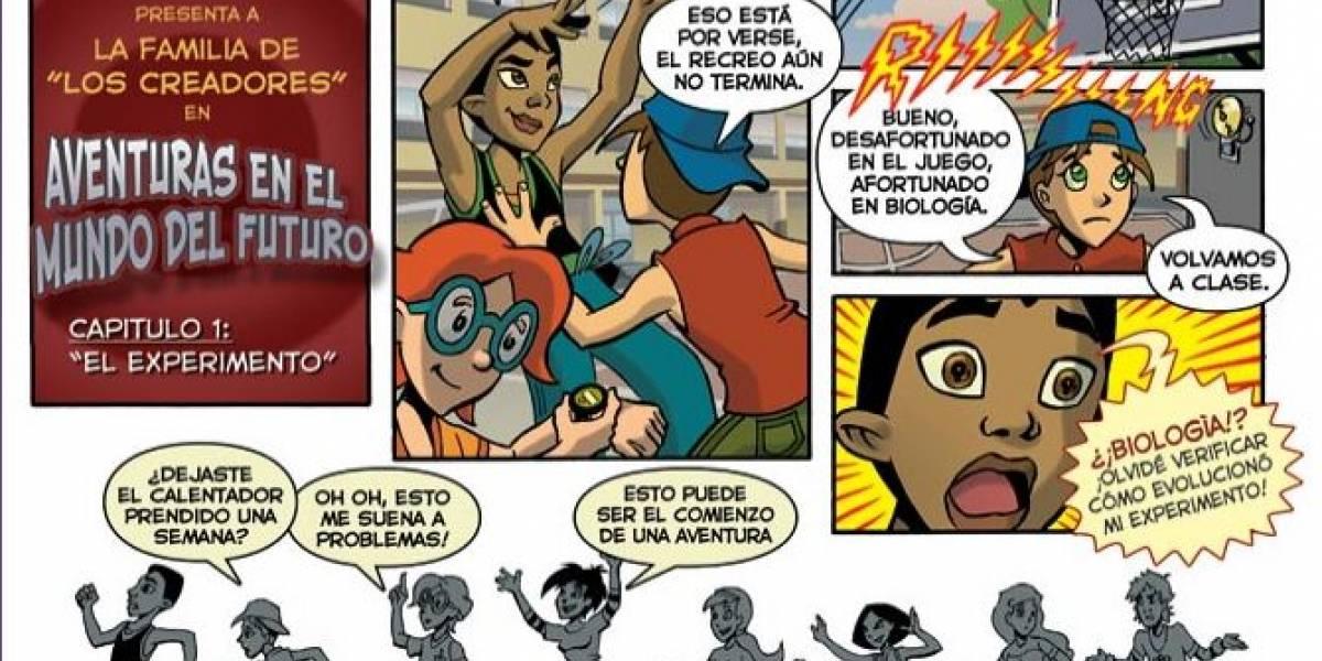 Argentina: Proyecto de aula colaborativa online obtiene récord Guinness por historieta con 80 autores