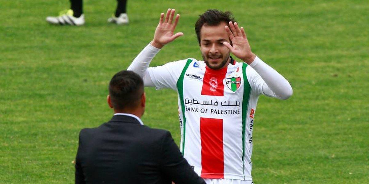Mathías Vidangossy deja la inactividad y jugará en Primera B