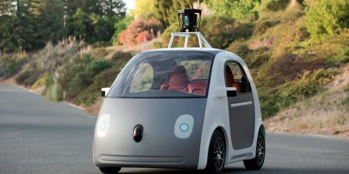 Google ha creado un automóvil que se maneja solo