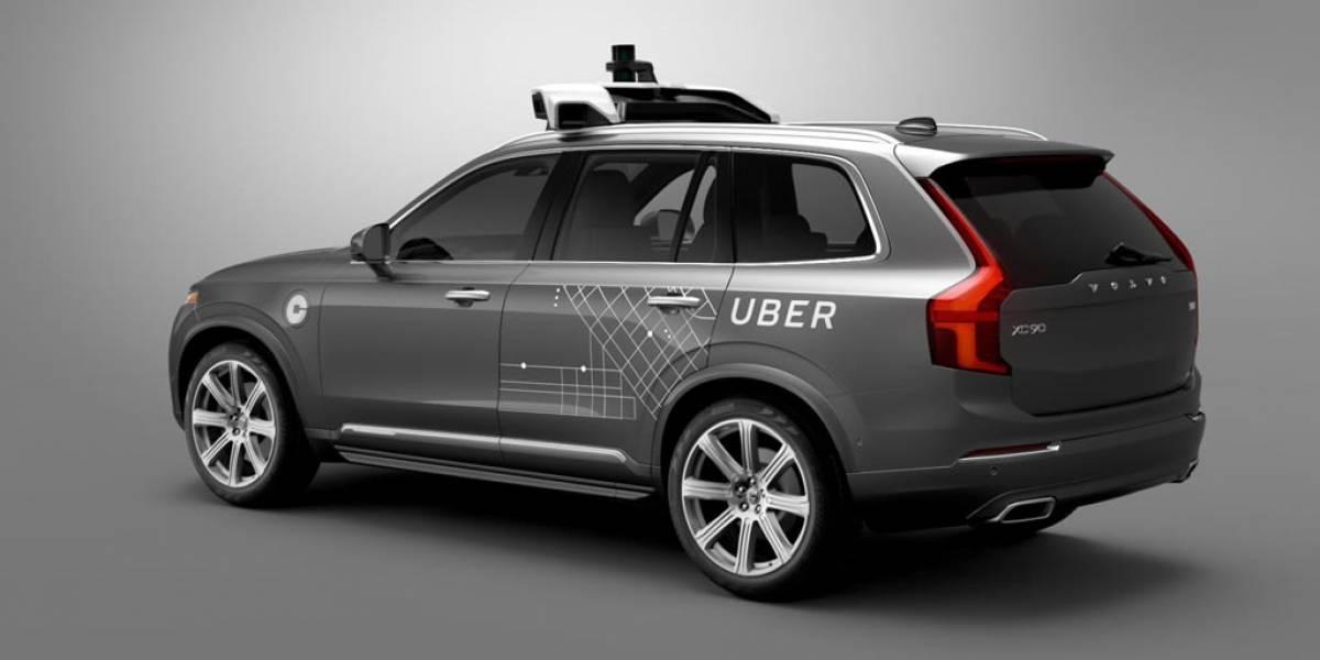 Uber pondrá este mes en marcha su primera flota de taxis autónomos