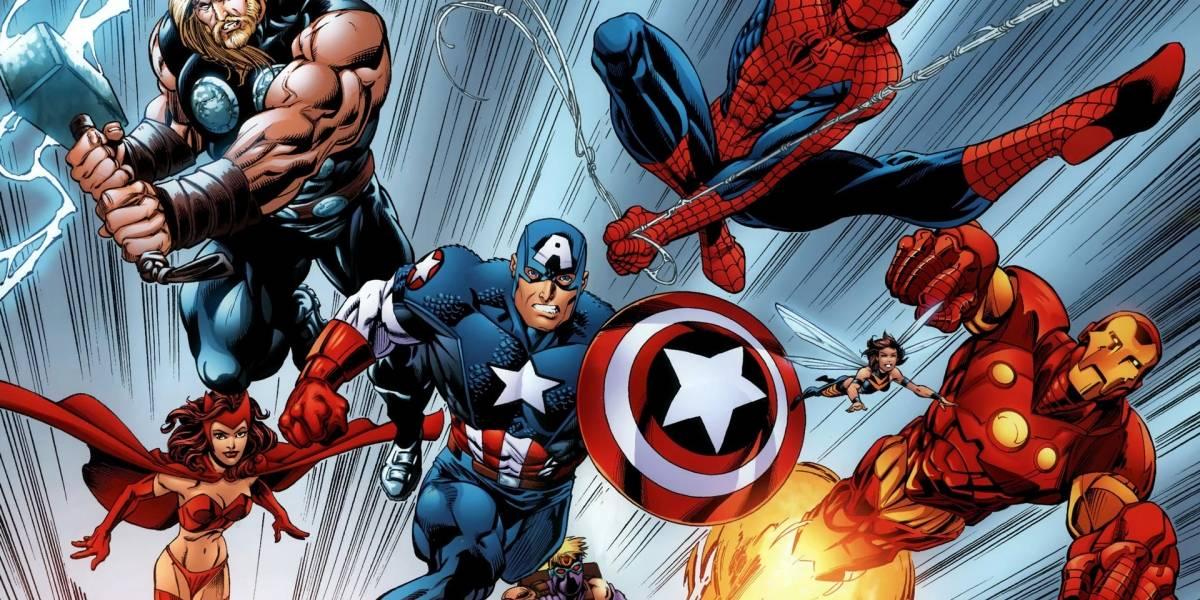 Spider-Man podría aparecer en Avengers: Infinity War