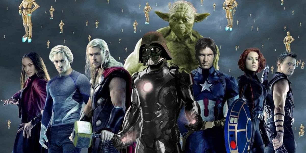 Directores de Avengers: Infinity War quieren hacer una película de Star Wars