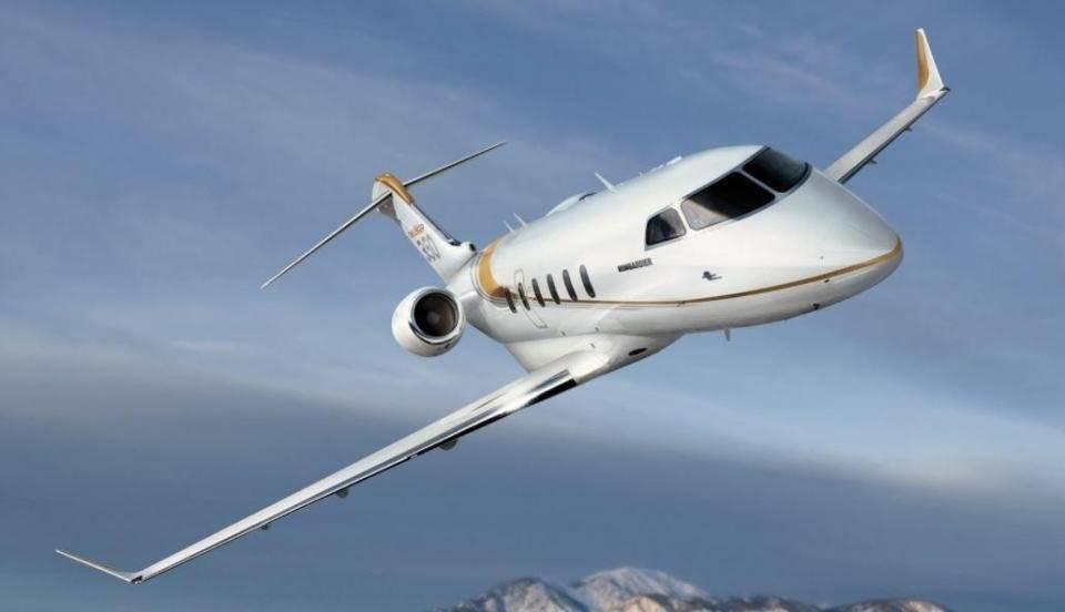 4º - David Beckham tem um Bombardier Challenger 350 avaliado em 21,5 milhões euros Divulgação