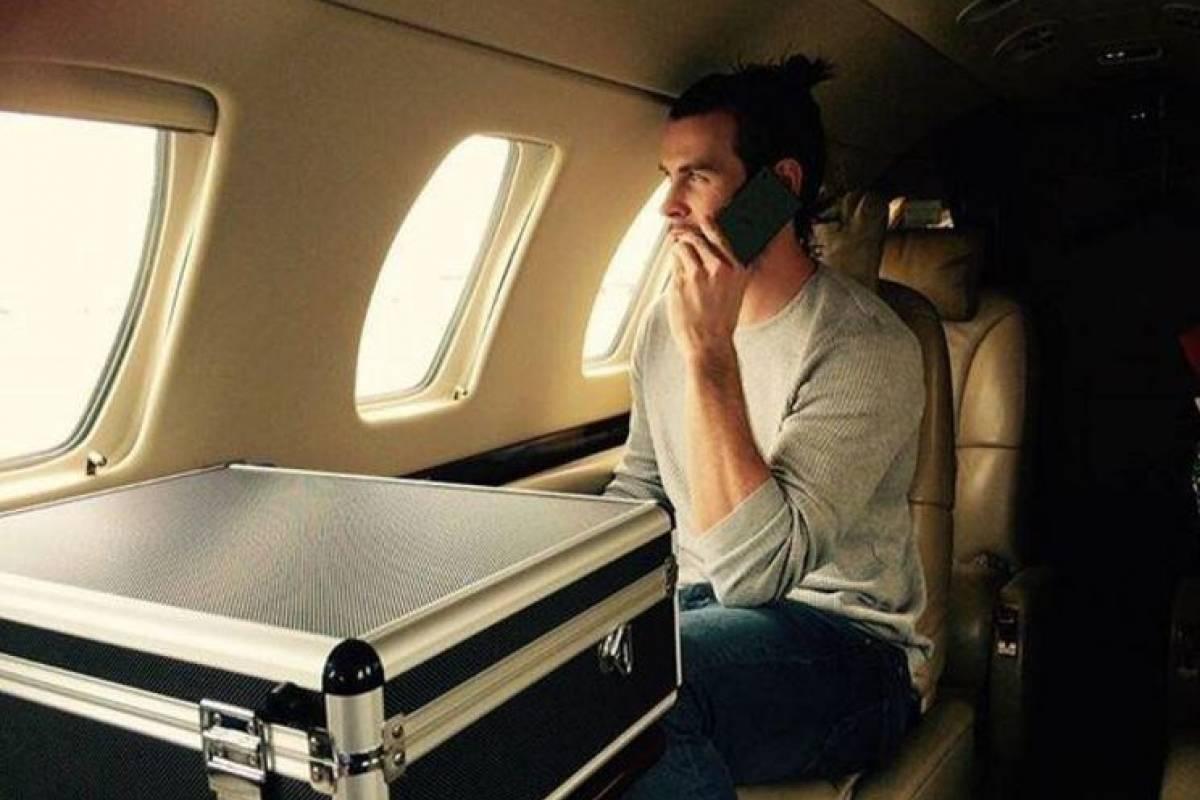 8º - Gareth Bale tem um Cessna XL Plus avaliado em 9,7 milhões euros Instagram