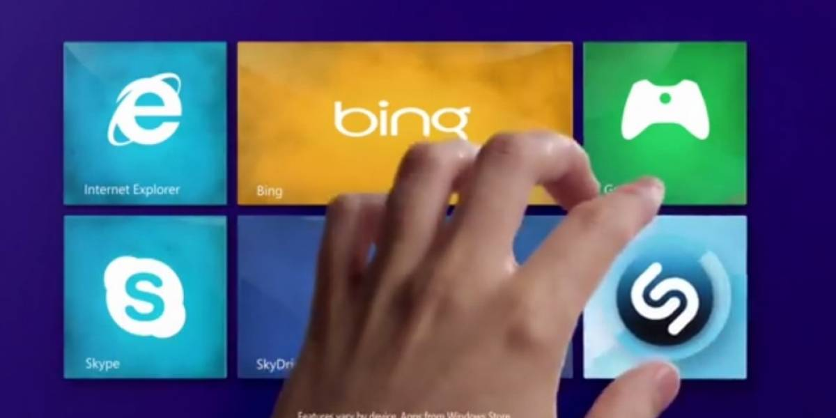 Microsoft cambia su mensaje publicitario para Windows