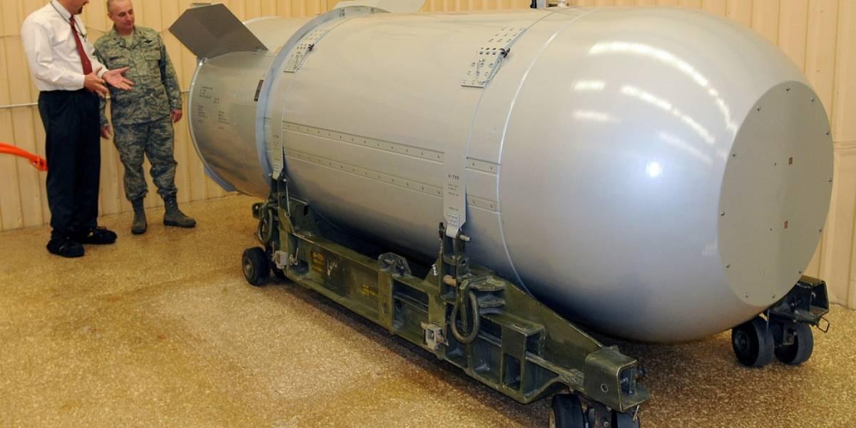 Estados Unidos desmantela la última bomba nuclear más potente de su arsenal