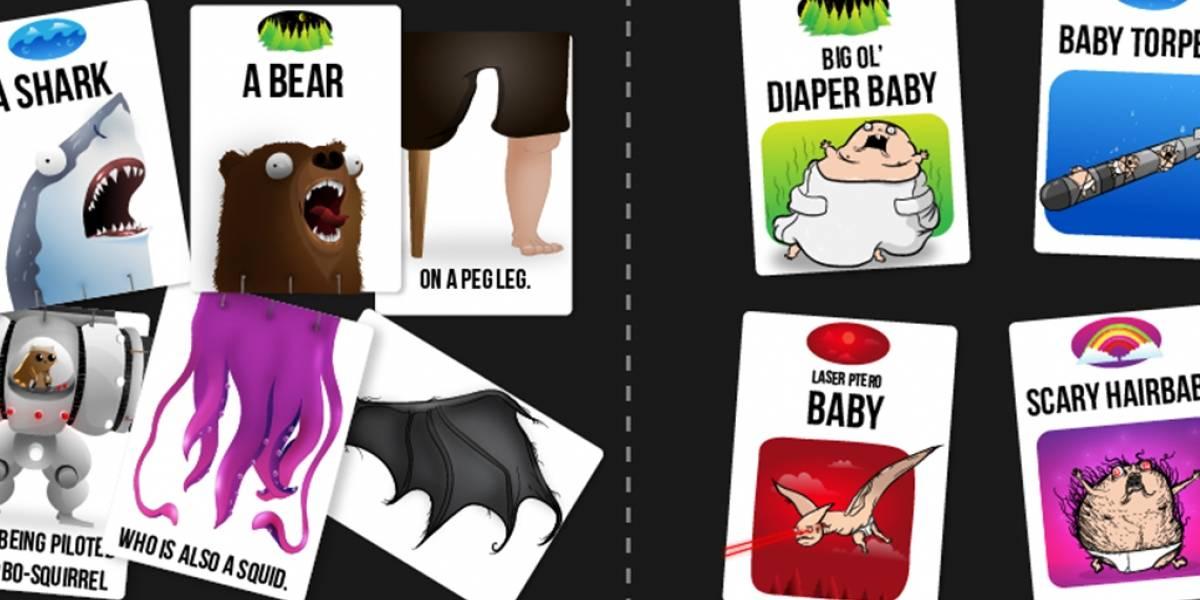 Creadores de Exploding Kittens lanzan nueva campaña para Bears vs Babies