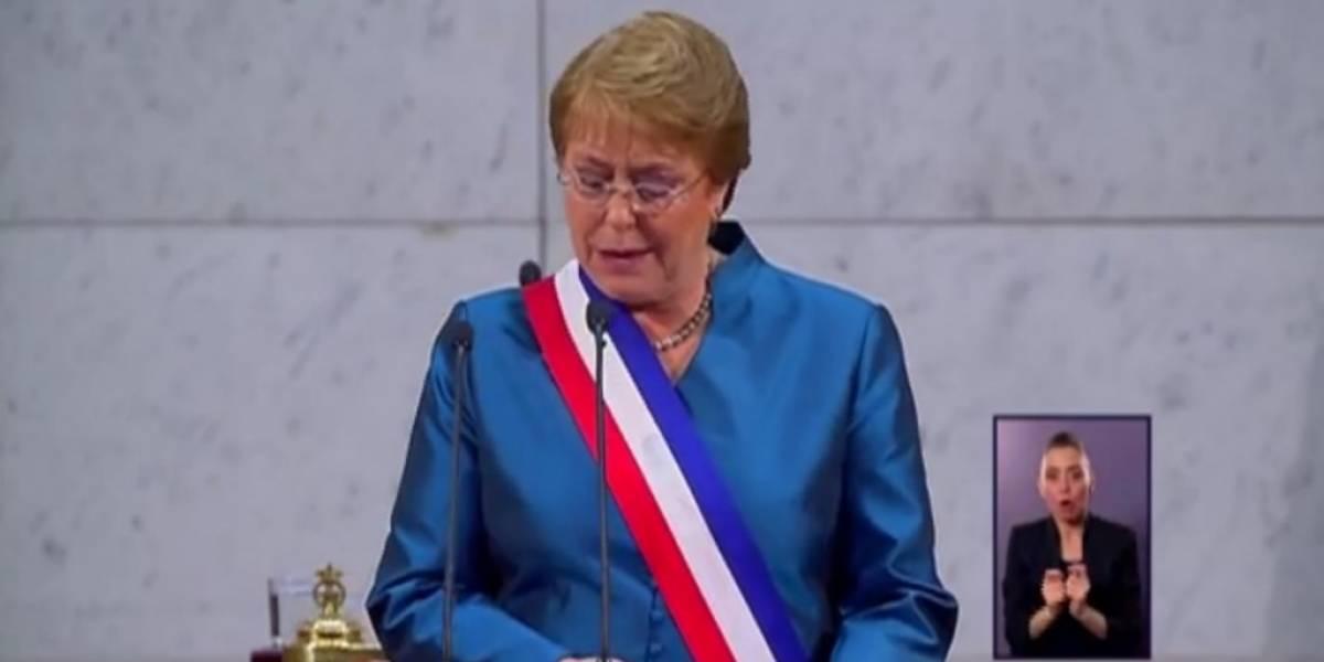 Bachelet anuncia creación del Ministerio de Ciencia y Tecnología