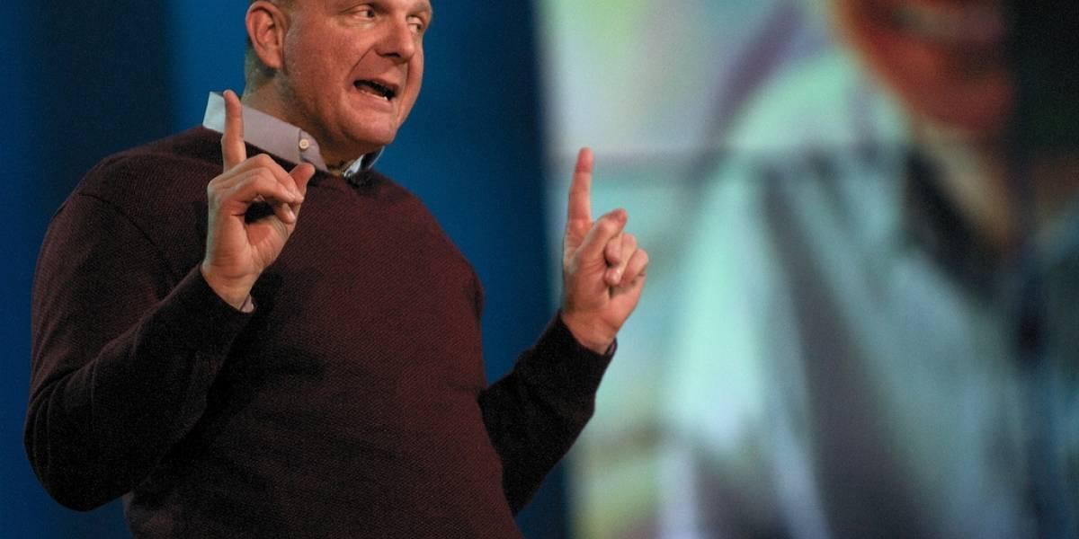 Steve Ballmer ahora tiene un porcentaje mayor de Microsoft que Bill Gates