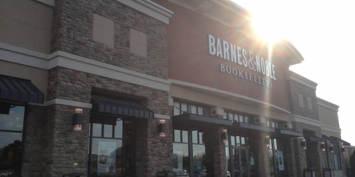 Barnes & Noble se divide, Nook será una empresa aparte