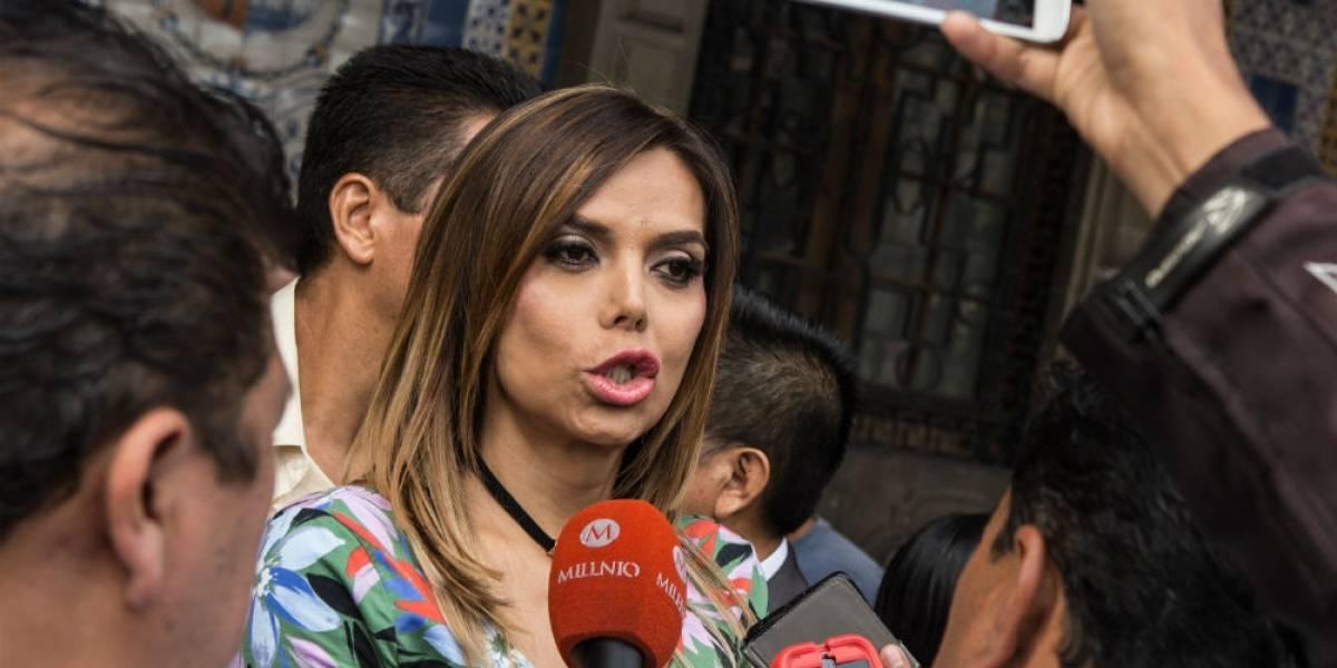 #Confidencial: Diana Sánchez Barrios se va del PRD