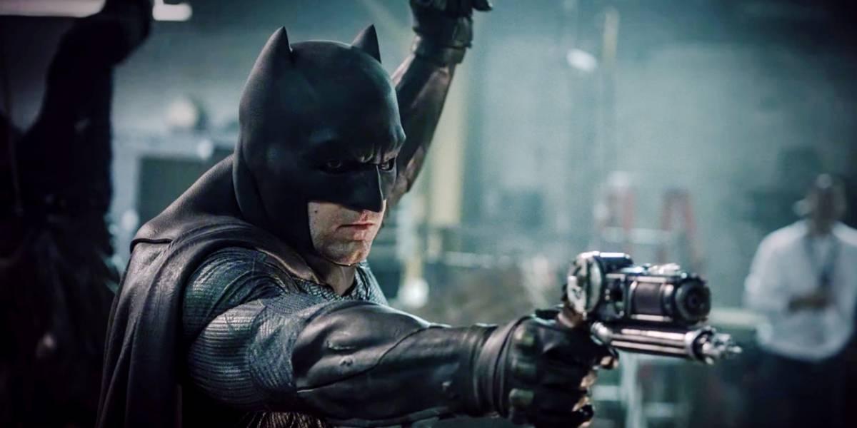 Justice League no será la última película de Ben Affleck como Batman