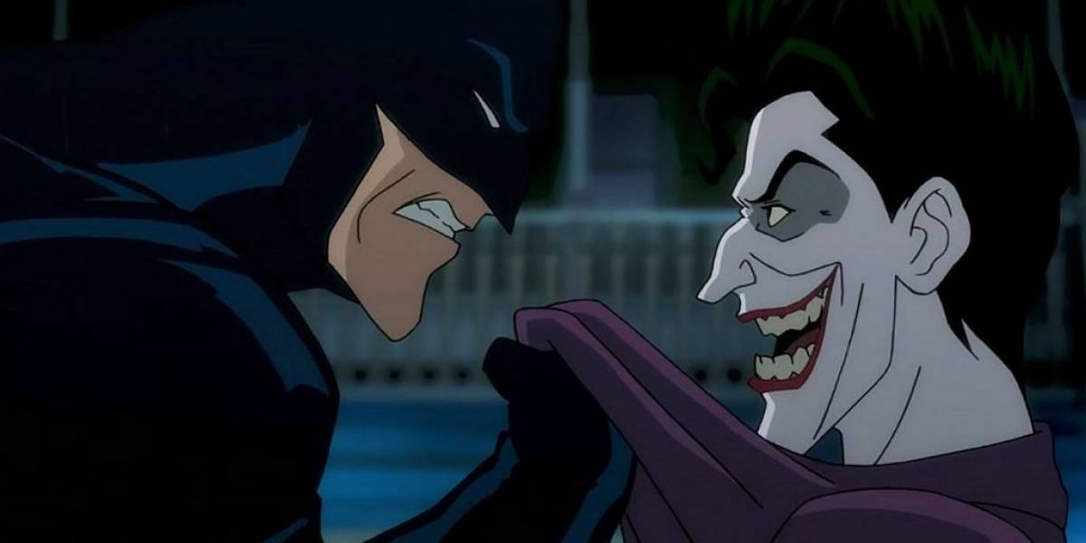 Batman: The Killing Joke recibe clasificación para adultos