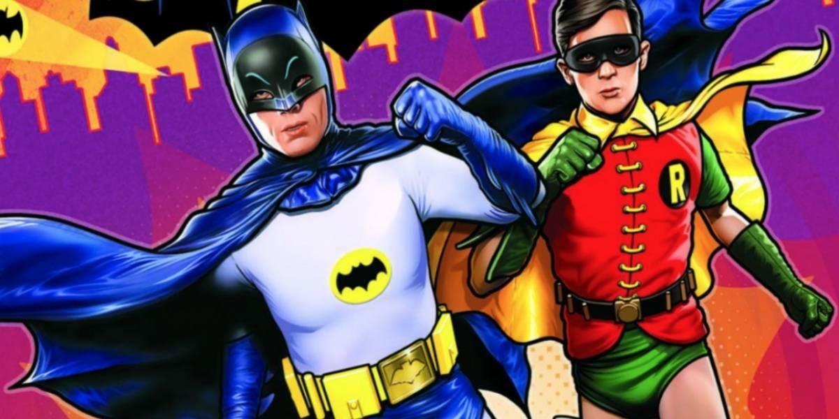 Primer trailer de Batman: Return of the Caped Crusaders