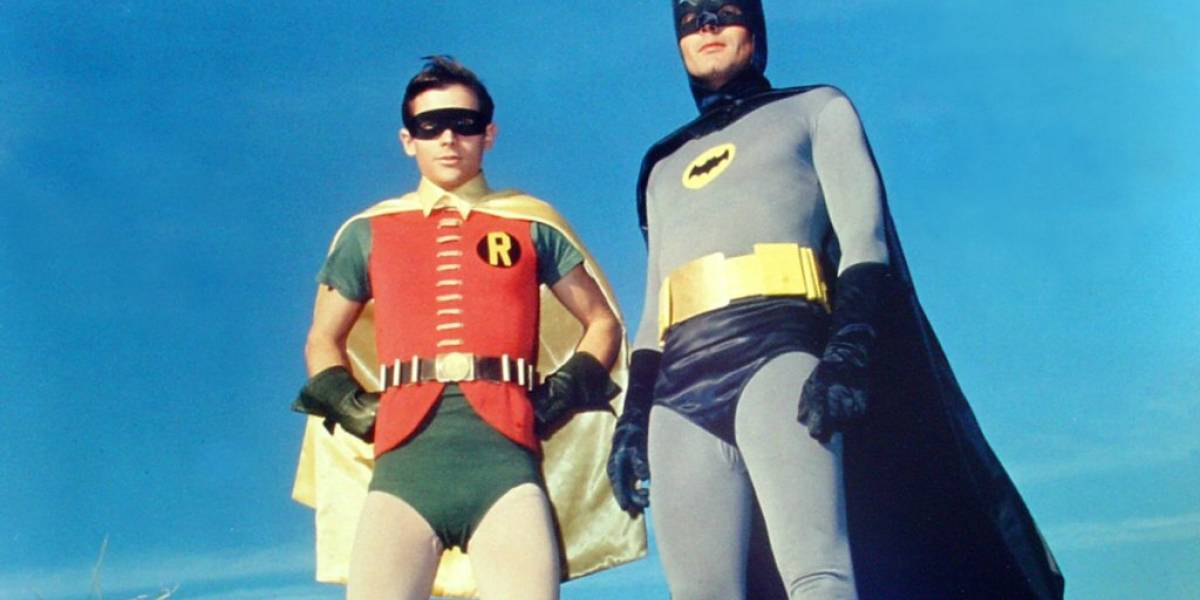 Adam West y Burt Ward regresan como Batman y Robin en película animada