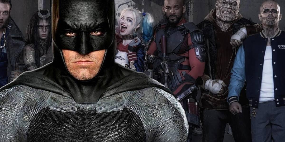 Este sería el papel de Batman en Suicide Squad