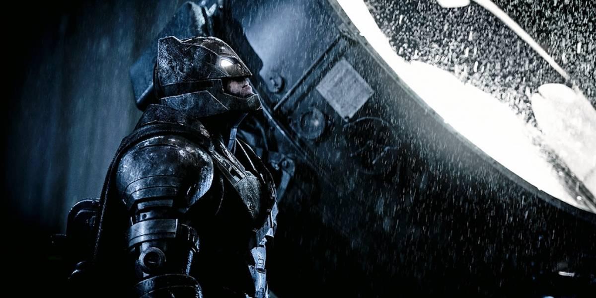 Warner publicó tres nuevas imágenes de Batman v Superman: Dawn of Justice
