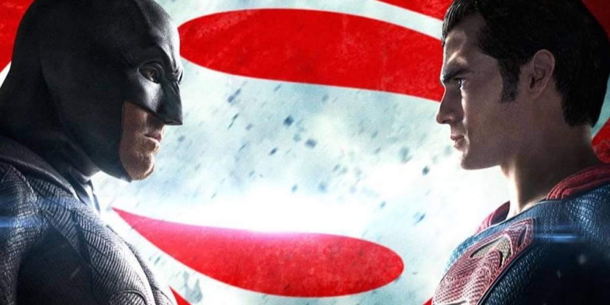 Batman v Superman: No Justice, una versión ligera del filme