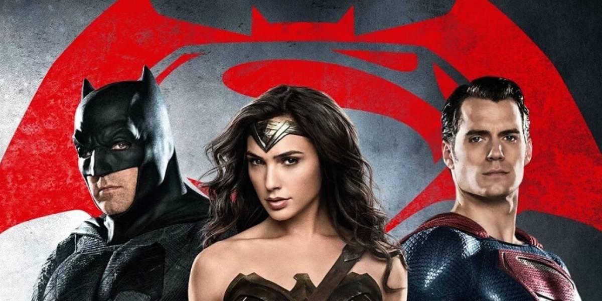 Batman v Superman: Dawn of Justice lidera las ventas de Blu-Ray