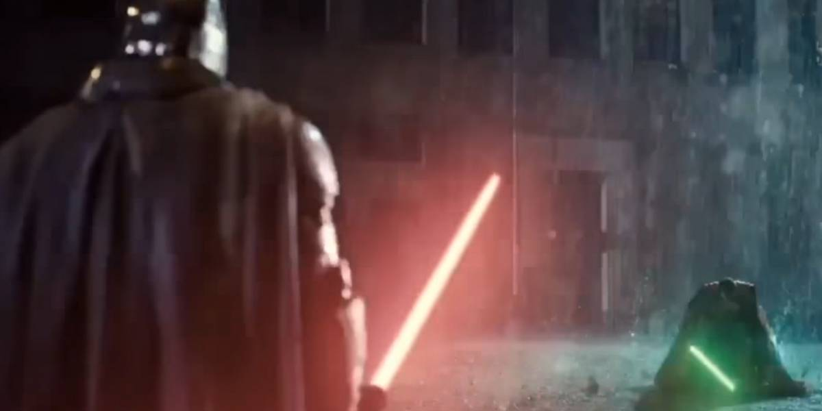 Trailer de Dark Side Knight v Superjedi: Dawn of the Alliance