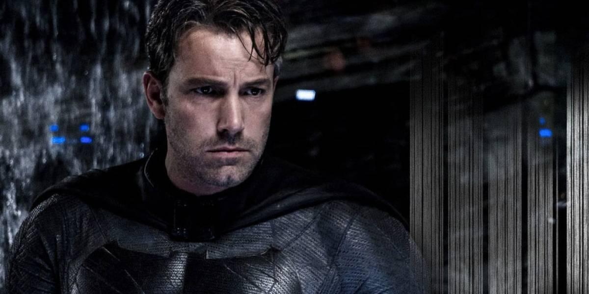 Justice League será la última película de Ben Affleck como Batman
