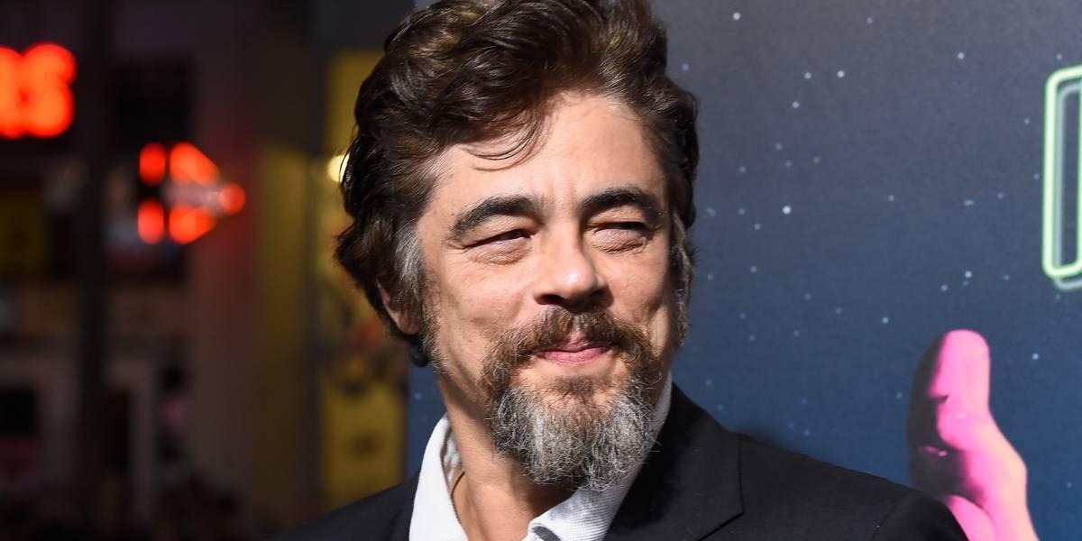 Benicio del Toro podría ser villano en Star Wars: Episodio VIII