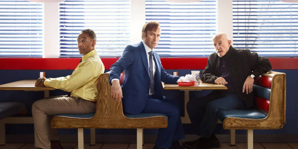 "Terrible noticia: no habrá ""Better Call Saul"" hasta 2020"