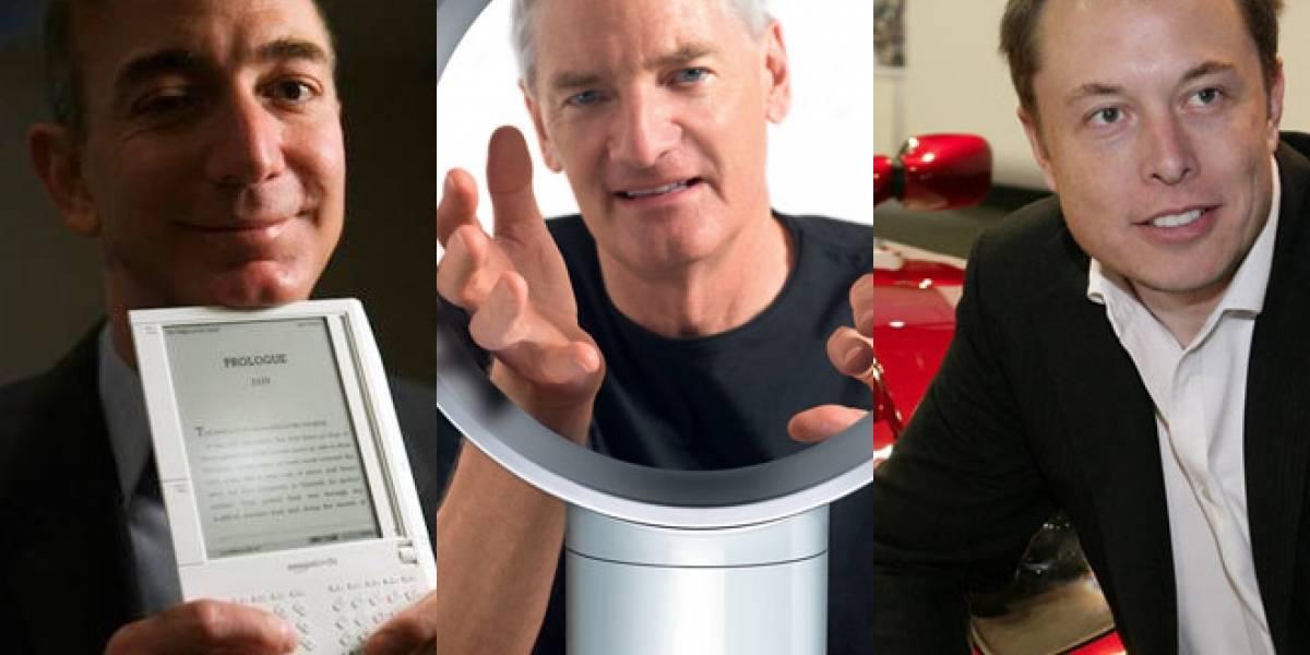 Más allá de Apple: Amazon, Dyson y Tesla