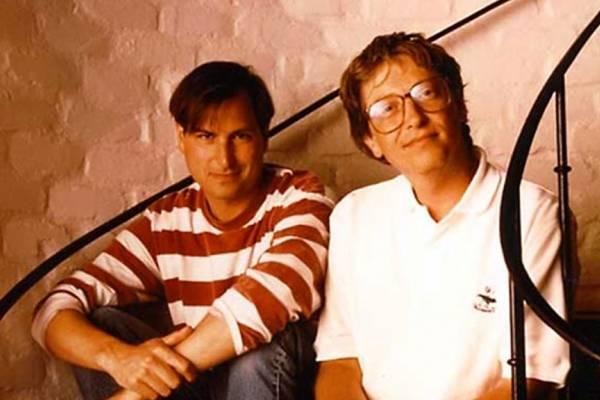 9158b5c5616 Bill Gates habla de su relación con Steve Jobs y lo considera un genio
