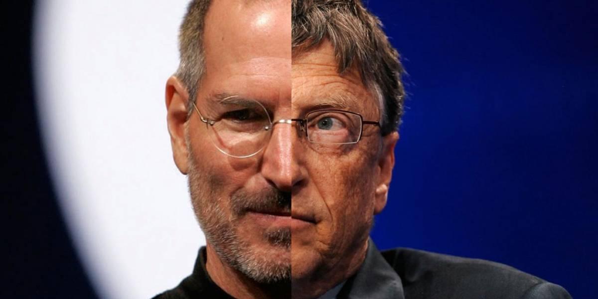 Bill Gates responde si le copió él a Steve Jobs o viceversa