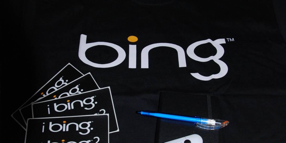 Microsoft habilita sistema de recompensas por usar Bing en Reino Unido