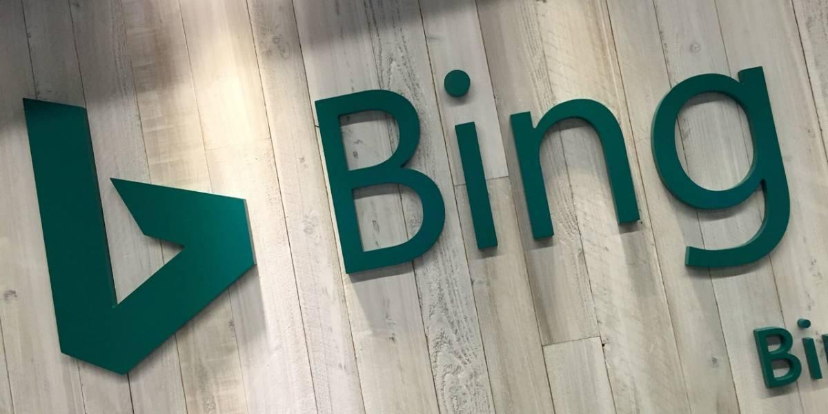 Microsoft le mete inteligencia artificial a Bing