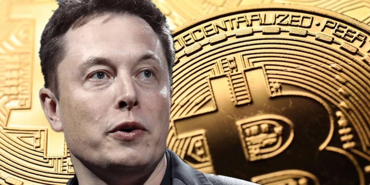 Elon Musk niega haber inventado el Bitcoin